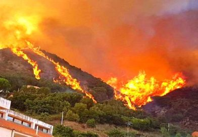 La Sicilia brucia!