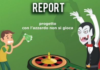 """Presentato il report finale del progetto """"con l'azzardo non si gioca"""""""